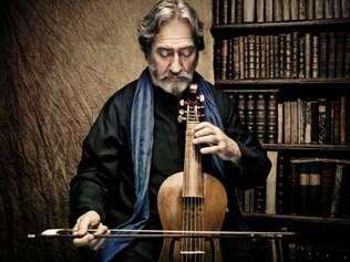O catalão Jordi Savall, especialista em música medieval, é uma das atrações confirmadas do MIMO 2014