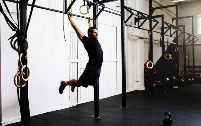 Roberval Ferreira de Souza Júnior praticava a modalidade crossfit quando começou a passar mal