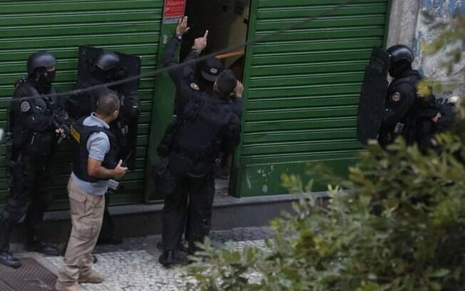 Sequestro no Rio termina após mais de oito horas