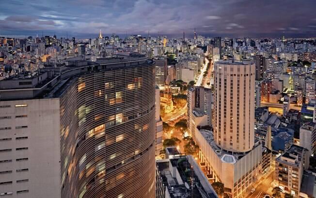 Noite de São Paulo é das mais agitadas do mundo
