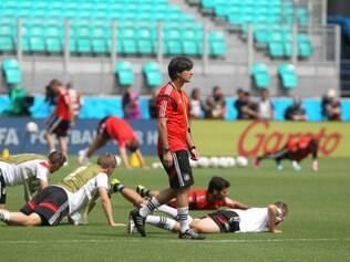 Joachim Löw espera ver o melhor de sua equipe para a Alemanha começa a Copa com uma vitória