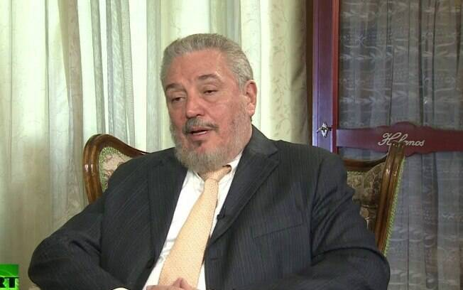 De acordo com a imprensa estatal de Cuba, Fidel Castro Díaz- Balart cometeu suicídio aos 68 anos