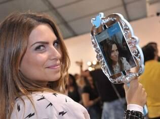 Luísa Sacchetto, diretora de moda do Twitter