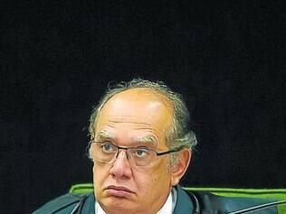 Gilmar Mendes vai analisar o faturamento das empresas que doaram