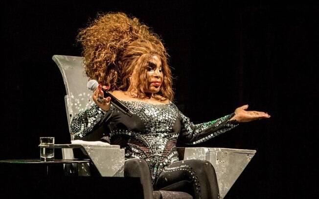 A cantora Elza Soares está confirmada para o carnaval do Maranhão este ano