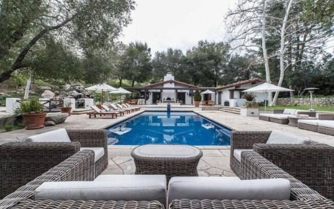 Após o nascimento de seu filho com Cheryl Cole, Liam Payne decidiu colocar a mansão em Los Angeles para alugar