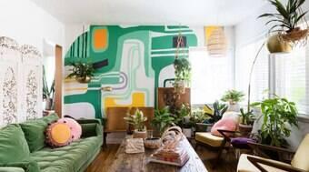 Aposte no maximalismo para expressar seu estilo na decoração