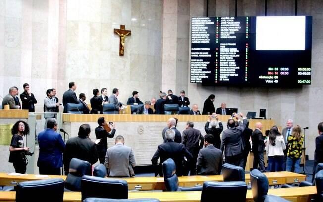 Reforma da Previdência que aumenta contribuição de servidores públicos em São Paulo passou em primeira votação