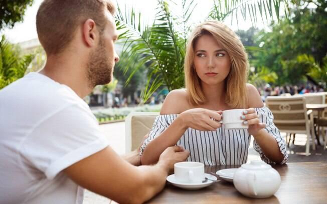 Primeiro encontro é sempre uma surpresa e pode ser bastante desastroso