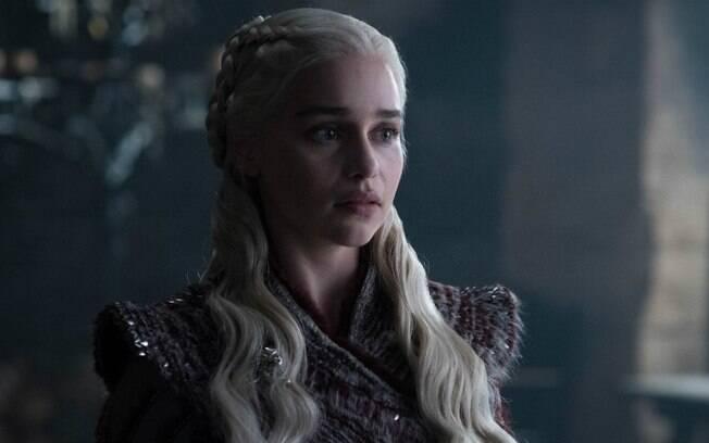 Daenerys Targaryen é outra personagem de Game of Thrones que também tem a aprovação dos pais na hora de escolher os nomes de bebês