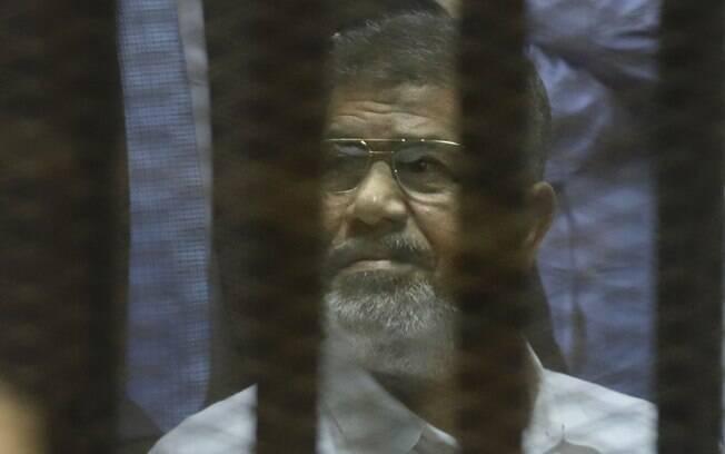 Primeiro presidente eleito em 30 anos, Morsi foi derrubado por militares em julho de 2013