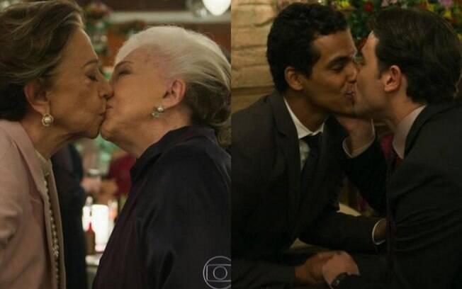 Beijos em