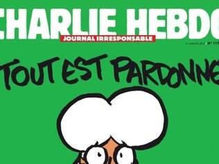 Edição histórica do 'Charlie Hebddo' chega nesta quinta às bancas do Brasil