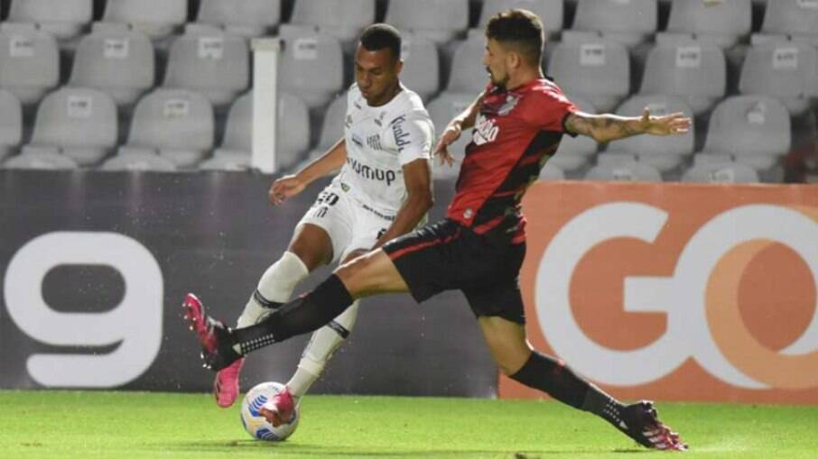 Athletico Paranaense x Santos