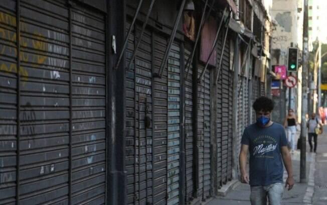 Capital está em reabertura a partir de hoje, mas lidera no estado com número de casos e mortes