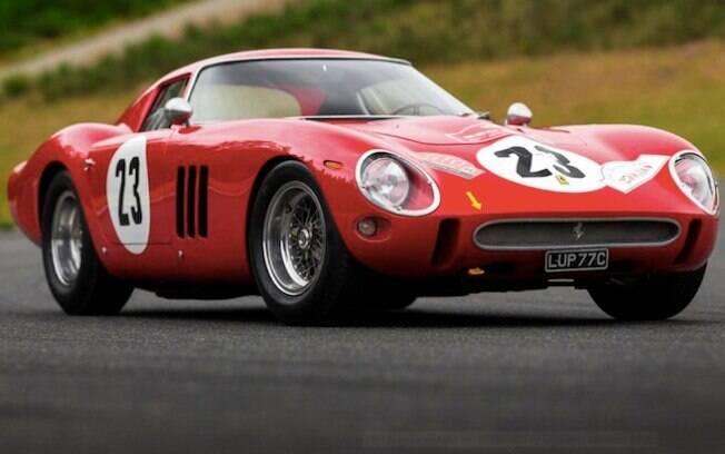 Em sua época, os interessados pela Ferrari 250 GTO eram escolhidos a dedo por Enzo Ferrari na hora da venda
