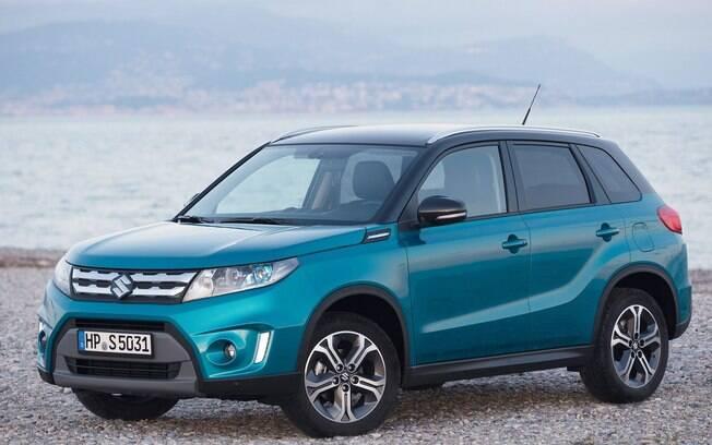 Apresentado em 2014, o Suzuki Vitara chega ao Brasil no 2º semestre de 2016, com estreia marcada para o Salão do Automóvel, em novembro.