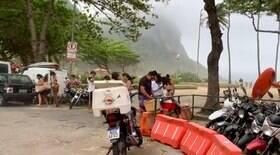 Ventos fortes atingem litoral brasileiro e deixam estados em alerta