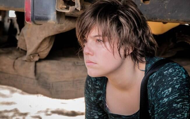 Maria (Alice Wegmann) mostrou toda a sua força já no primeiro capítulo de