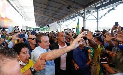 Governo quer comprar drones para a segurança de Bolsonaro