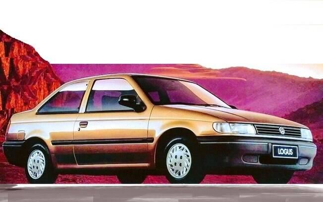 Entre os carros da Autolatina que fracassaram nas vendas, o Logus foi um dos que não deixaram boas lembranças