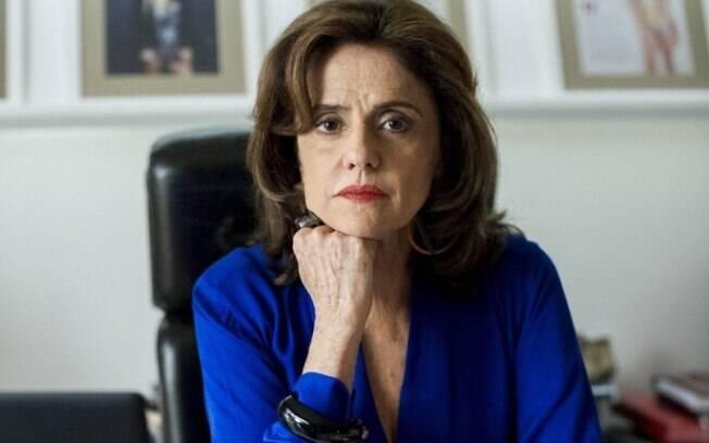 Marieta Severo como Fanny Richards em 'Verdades Secretas'