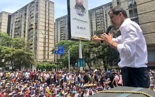 EUA vão desviar fundos de ajuda a América Central para oposição venezuelana
