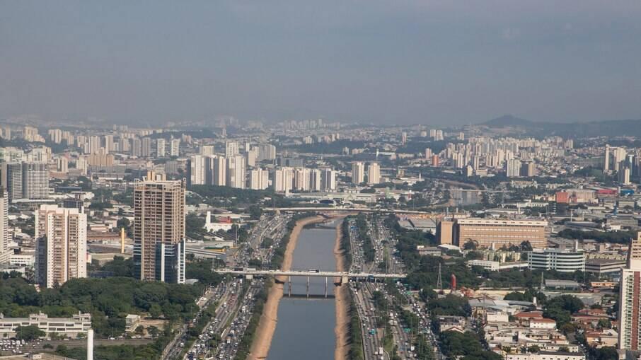 Previsão do tempo São Paulo