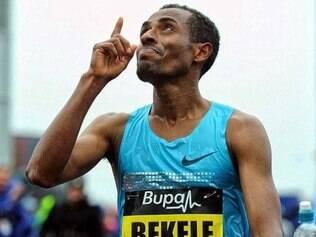 Maratonista reconheceu que teve dificuldades, mas disse que resultado foi dentro das expectativas