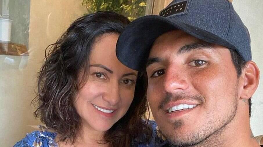 Mãe de Gabriel Medina processa nora por danos morais