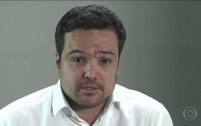 Fernando Ribas Carli Filho assumiu que estava alcoolizado durante o acidente, em 2009, que matou duas pessoas