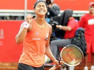 Com o resultado, Teliana Pereira voltará a figurar no top 100 do ranking da WTA a partir desta segunda
