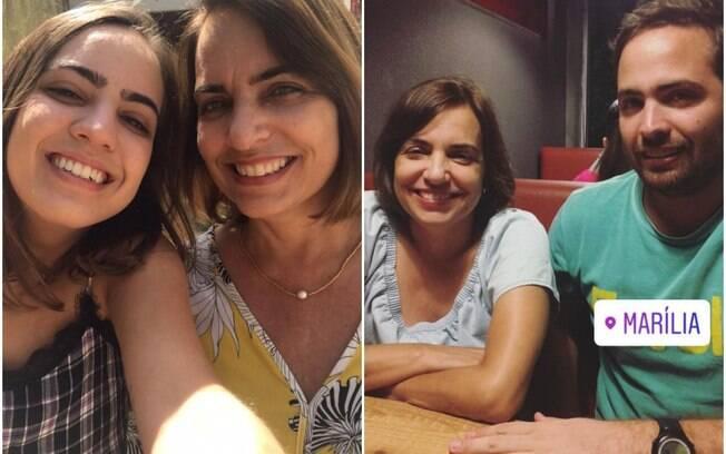 Mãe de Mariane e Marco, Marília fala sobre aprendizados, dificuldades e a experiência de ter um filho homem e uma mulher