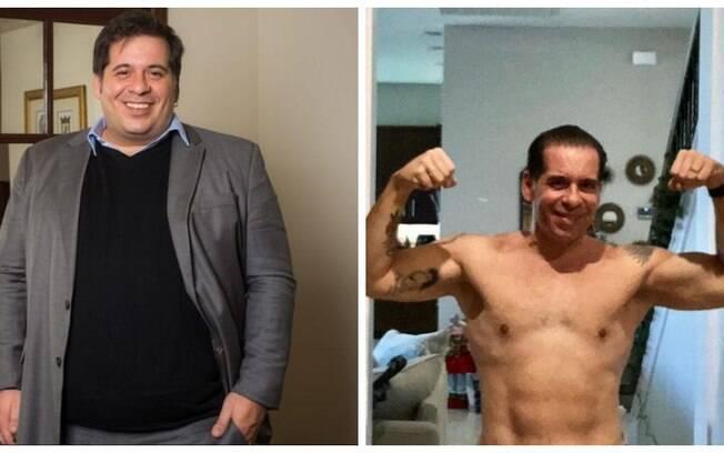 O público prefere Leandro Hassum gordo?