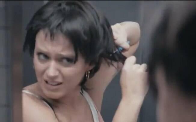 Katy Perry em seu novo clipe