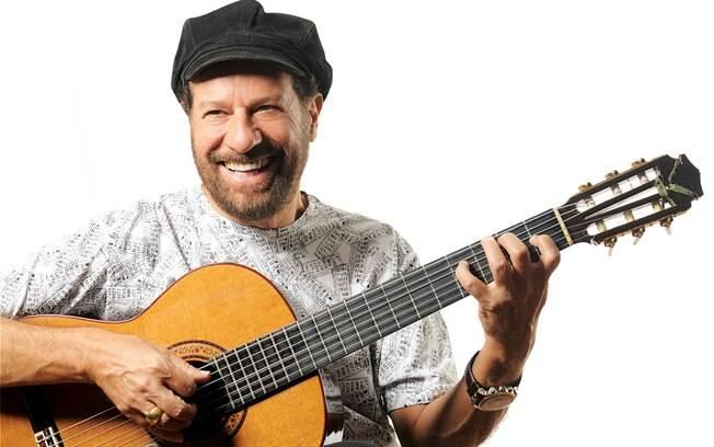 João Bosco faz três shows em Sesc
