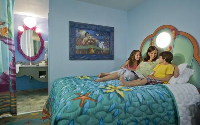 O aguardado Resort Disney's Art of Animation promete agradar em cheio aos pequenos