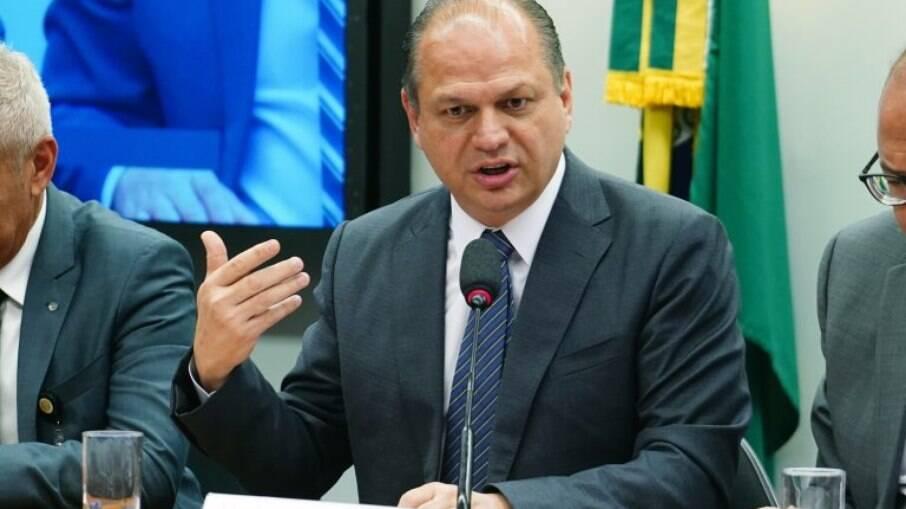Líder do Governo na Câmara, deputado Ricardo Barros  (Progressistas -PR)