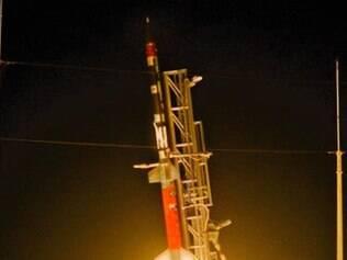 Iniciativa. Brasil lançou, no início do mês, o primeiro foguete nacional com combustível líquido