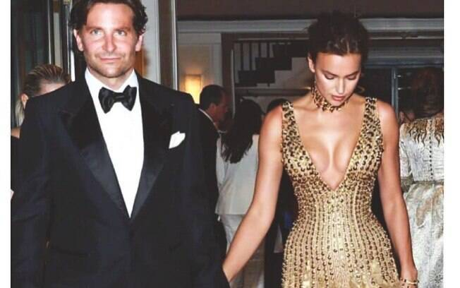 Irina Shayk e Bradley Cooper