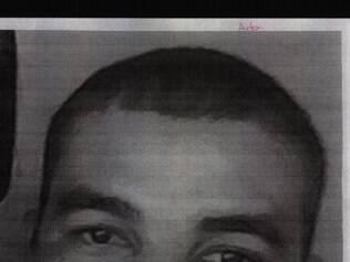 Suspeito foi preso com mandado de prisão