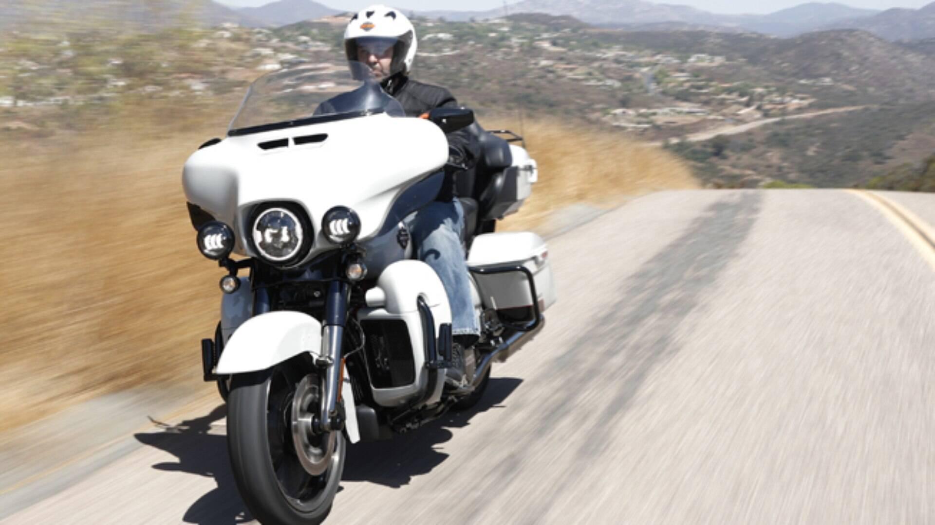 Um Passeio Pelo Sul Da California De Harley Cultura Da Motocicleta Ig