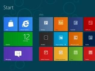 Nova interface do Windows conviverá em paralelo com o desktop comum, mas será ponto de partida para todas as atividades no PC