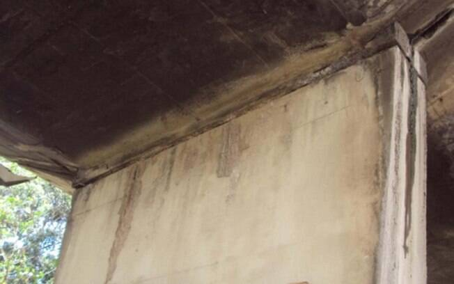 Ponte da Marginal Tietê apresenta corrosão, infiltração e problemas de estabilidade