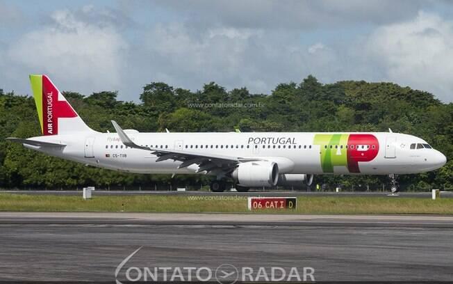 TAP confirma data de retorno dos voos em Belém