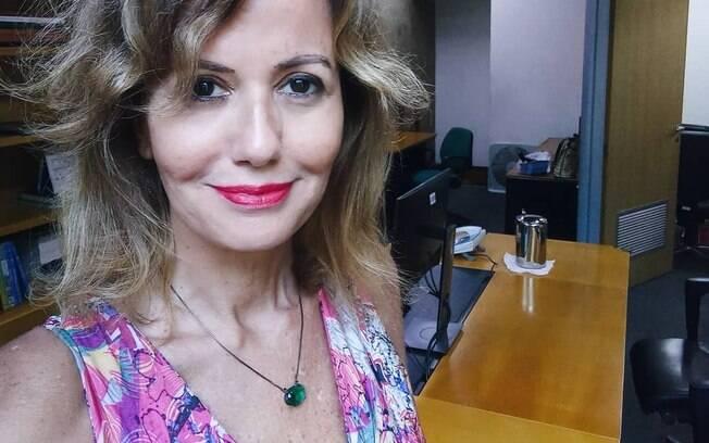 Letícia Dornelles, amiga de Gugu Liberato