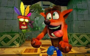 Crash Bandicoot ganha trailer de gameplay da primeira fase