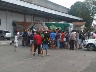 Integrantes da Willian Rosa fizeram pressão para que a prefeitura marcasse uma reunião para discutir as questões de moradia