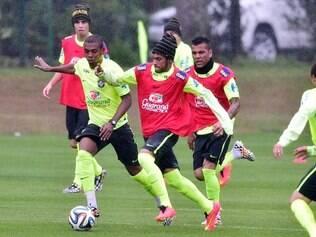 Neymar teve menos espaço para criar jogadas ofensivas