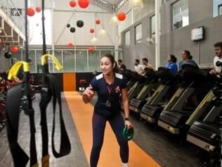 Motivação. Formada por exercícios aeróbicos e funcionais, resultados da aula podem começar a aparecer de uma semana a 15 dias